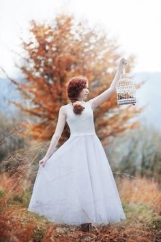 """Like a fairy tale di Anna Karnutsch  Una new entry oggi su ArtAbout.it. Anna Karnutsch ci presenta il suo shooting """"Like a fairy tale"""", col quale intende unire la bellezza femminile alla bellezza della natura. Buona visione!"""