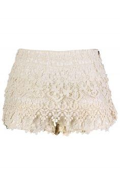 Beloved Crochet Pants #Chicwish