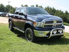 2012 Ram 1500 Rocky Ridge Lifted Truck.
