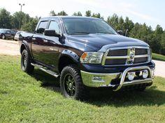 2012 Ram 1500 Rocky Ridge Lifted Truck.