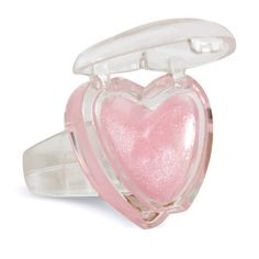 Heart Shaped Lipgloss Rings