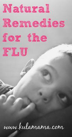 natural remedies for flu by www.kulamama.com