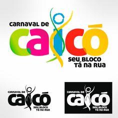 Marca Carnaval de Rua de Caicó 2012 - Caicó/RN