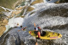 The Top 30 Whitewater Kayaking Photos by Red Bull «TwistedSifter