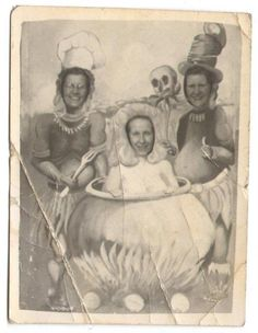 Three Witches (date unknown)