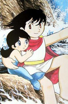 Umi no Triton or Triton of the Sea - Osamu Tezuka