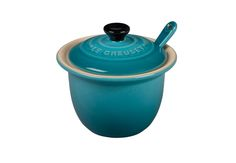 Image for Condiment Pot with Spoon from Le Creuset