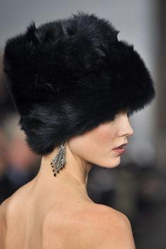 Cappello di pelliccia di Ralph Lauren
