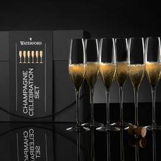 Elegance Champagne Classic Flute, Set of 6