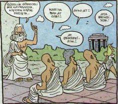 Başlıca üç çeşit insan vardır: Bilgisever, ünsever ve parasever.  #Platon —