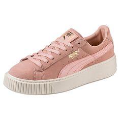 9099dd2585e9 Basket Suede Platform Core pour femme Popular Sneakers