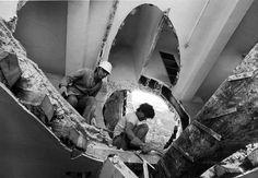 Conical Intersect (1975). Matta Clark