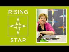 MSQC Tutorial- Rising Star Quilt