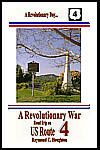 Revolutionary War, History-based, Road Trip Driving Tour Travel Books of the American Revolution