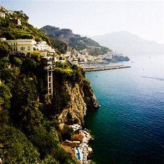 The Amalfi Coast, Italy | delicious. Magazine food articles & advice