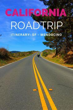 Epic California Roadtrip: San Francisco to Mendocino (just as good as going south!) --> where to stop along the way