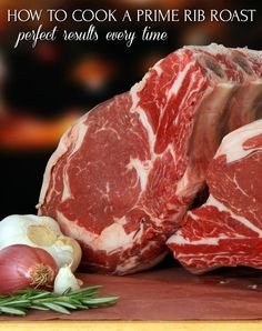 Bone In Ribeye Roast, Beef Rib Roast, Beef Tenderloin Roast, Rib Roast Recipe, Prime Rib Recipe, Prime Rib Roast, Beef Ribs, Rib Recipes, Grilling
