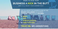 For a Limited Number of Serious, Power Focused Entrepreneurs Ready to UpLEVEL Your Biz ➸ http://pattyrose.com/summerVIP