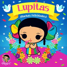 El 12 de Diciembre se celebra a todas las Guadalupes o Lupitas con mucho cariño <3 #MariasINC #12Diciembre #Lupitas #VirgenDeGuadalupe Happy Birthday Quotes For Friends, Happy Birthday Images, Happy Birthday Wishes, Birthday Greetings, It's Your Birthday, Mexican Paintings, Painted Clay Pots, Happy Everything, Cute Memes