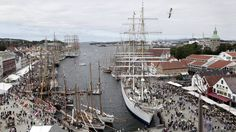 In 2018 Tall Ship Race will come for time to Stavanger. Tall Ships Race, Stavanger, Culture