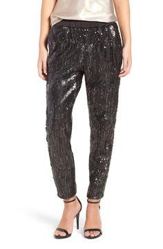 Trouvé Shay Sequin Pants