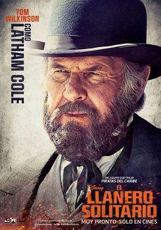 Tom Wilkinson como Latham Cole
