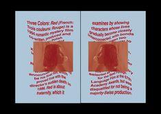 "Echa un vistazo a este proyecto @Behance:""Three Colors"" https://www.behance.net/gallery/57430531/Three-Colors"