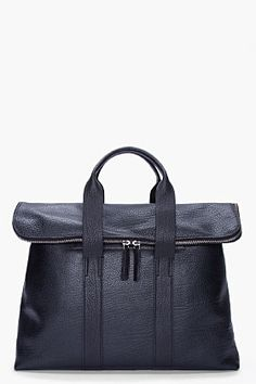 3.1 Phillip Lim Black 31 Hour Bag (for Men!)