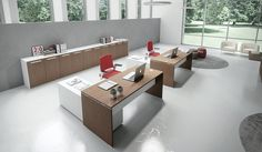 Individual desks | Desks-Workstations | DV805 - Treko | DVO. Check it out on Architonic