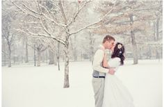 Share your adorable/unique MUST HAVE photo opps! **PIC HEAVY** :  wedding adorable poses ceremony first look fun photos photo examples rings unique photos wedding day Good Winter Wedding Photo 2of2