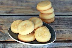 Incredible Melt Away Butter Cookies