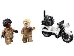 Lego Ghostbusters 2016 Ecto 1 & 2