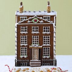 $78,000 Will Get You the World's Most Expensive Gingerbread House #FWx