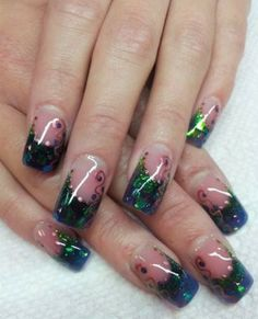 How to do nail designs at home, how to do nail designs step by step, how to do nail designs with tape, nail designs for beginners.....