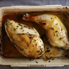 Make This For Valentine's Day: Lemon and Lavender Chicken