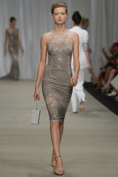 Ermanno Scervino RTW Spring 2015 - Slideshow - Runway, Fashion Week, Fashion Shows, Reviews and Fashion Images - WWD.com
