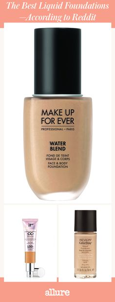 Just as I was searching across the internet for a new product to try, I stumbled across a recent Reddit thread were fellow beauty junkies shared their current faves. Here are a few of the foundations which got the most love from users, and ironically, also happen to be a few Allure editor's top picks.