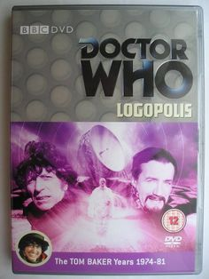 """""""Logopolis"""" is the last adventure of the eighteenth season of """"Doctor Who"""" classic series which aired in 1981 featuring the Fourth Doctor, Tegan, Nyssa and Adric. It follows """"The Keeper of Traken"""" and it's a four parts adventure written by Christopher H. Bidmead and directed by Peter Grimwade. Image from the British edition of the DVD. Click to read a review of this adventure!"""