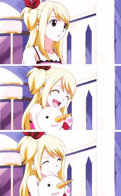 Lucy Heartfilia - Fairytail