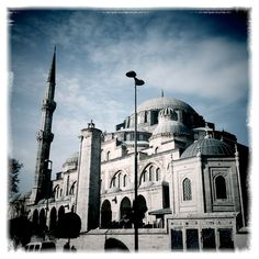 Moschea di Sehzade Mehmet