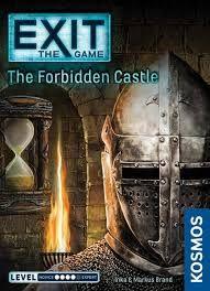 het verboden slot - the forbidden castle