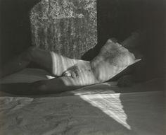Male Nude (Carlos McClandon), George Platt Lynes, 1947