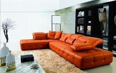 Orange Leather!!