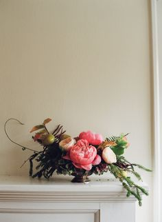 Erba Floral by James Fitzgerald III