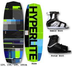 Hyperlite Forefront Wakeboard 2013