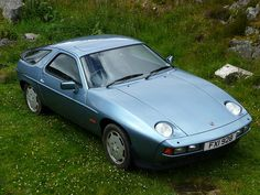 Porsche 928 S2 by gwagenrally, via Flickr