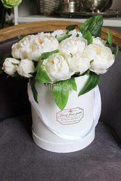 pudełka z kwiatami od tenDOM