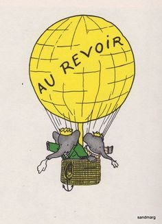 Au Revoir — 1960 Babar