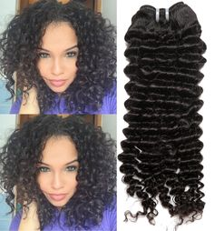 """4Bundles 200g Real Human Hair Extension Kinky Curly Remy Hair 8""""-32"""" Afro Curls #AILUNCE #HairExtension"""