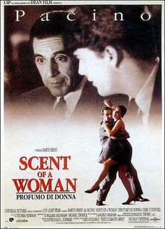 Scent of a Woman (Perfume de Mulher) com Al Pacino 90s Movies, Drama Movies, Movies To Watch, Good Movies, Film Watch, Indie Movies, Al Pacino, Cindy Crawford 90s, Love Movie
